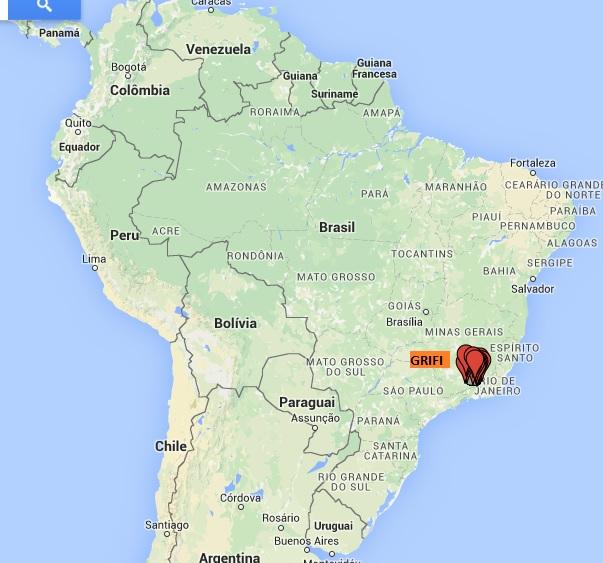 GRIFI mapa 3
